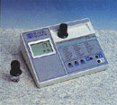 Industrial wastewater colorimeter